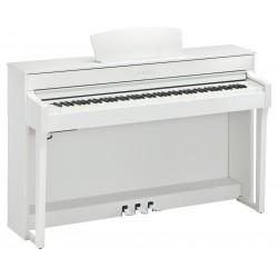 Yamaha CLP-635WH Clavinova Digital Piano