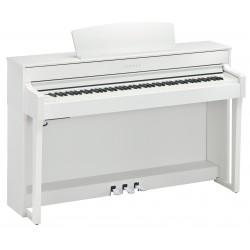 CLP-645WH Clavinova Digital Piano Yamaha