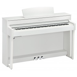 Yamaha CLP-645WH Clavinova Digital Piano