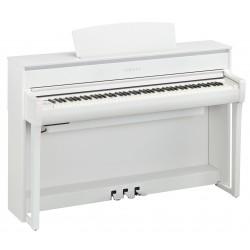 Yamaha CLP-675WH Clavinova Digital Piano