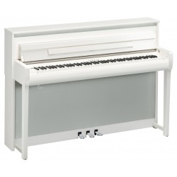 Yamaha CLP-685PWH Clavinova Digital Piano