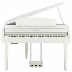 Yamaha CLP-665GPWH Clavinova Digital Piano