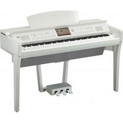Yamaha CVP-709PWH Clavinova piano digitale