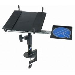 LPHT supporto per laptop fissaggio a tavolo Quiklok