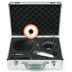 Samson C03U Recording-Podcasting Pak con custodia