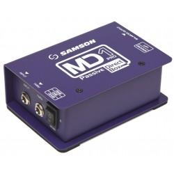 Samson MD1PRO D.I. Box Pro mono passiva