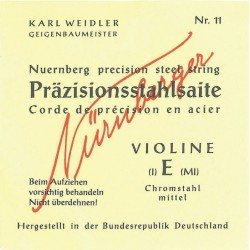 Nürnberger corde per violino Präzision Vollkern