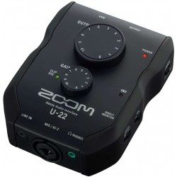 Zoom U-22 interfaccia audio USB