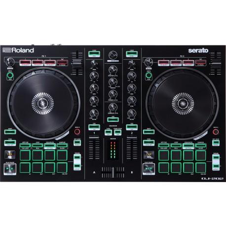 DJ202 DJ controller Roland