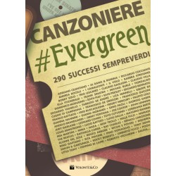 MB654 Canzoniere Evergreen 290 canzoni