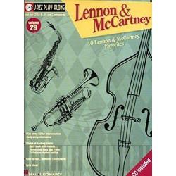 ML97147 JPA V.29 LENNON & McCARTNEY + CD