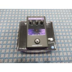 Effetto VoiceTone X1 usato TC Helicon