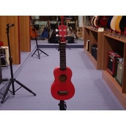 Uku primo ukulele soprano red Eko