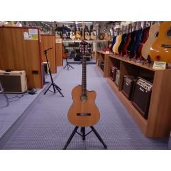 Fender Chitarra acustica elettrificata CN-140SCE con case