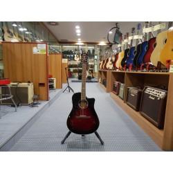Fender T-Bucket 300CE FLM MPL RW TCS V3 chitarra acustica elettrificata