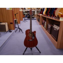 Chitarra acustica elettrificata CD-60SCE ALL MAH Fender