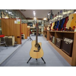 Chitarra acustica elettrificata CD-60SCE NAT Fender