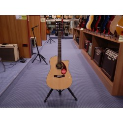Chitarra acustica elettrificata CD-140SCE con case Fender