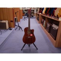 Chitarra acustica elettrificata CD-140SCE ALL MAH con case Fender