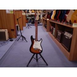 Chitarra elettrica STD Strato Mexico pf sbs Fender