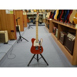 Chitarra elettrica American Elite Telecaster Autumn Blaze Metallic Fender
