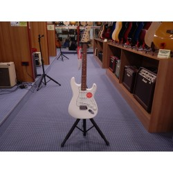 Chitarra STD Stratocaster PF Arctic White (Messico) Fender