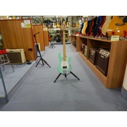 Sterling by Music Man Ray4-MG basso elettrico mint green