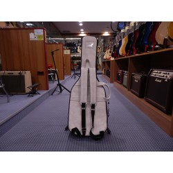 Stefy Line Bags SL33 custodia chitarra elettrica ecop bianco