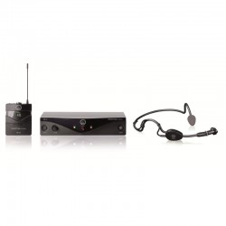 WMS45 radiomicrofono perception sport set AKG
