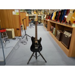 Chitarra elettrica Session Custom Triple Play Black HG Godin
