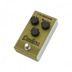 Cinders Overdrive pedale TC Electronic