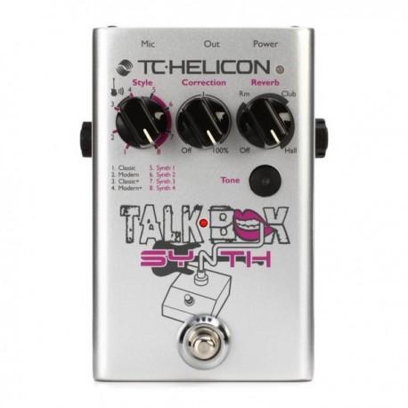 Talkbox Synth TC Helicon