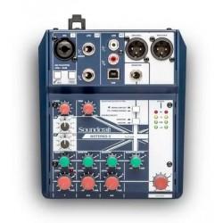 Notepad5 Mixer Soundcraft