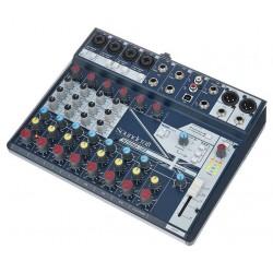 Mixer Notepad12FX Soundcraft