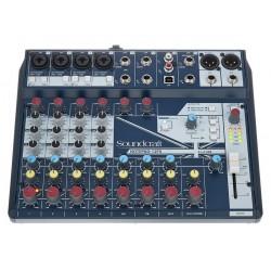 Soundcraft Mixer Notepad12FX