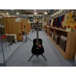 CD-60S black Chitarra acustica elettrificata Fender