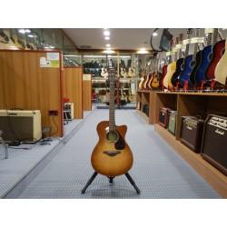 Yamaha FSX800CSDB Chitarra acustica elettrificata folk