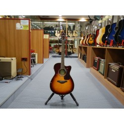 FSX820CBS Chitarra acustica elettrificata folk Yamaha