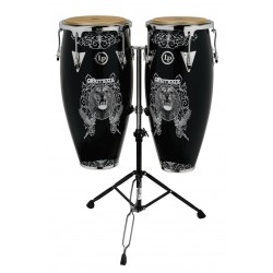 Conga set Aspire Accents santana lion Latin Percussion