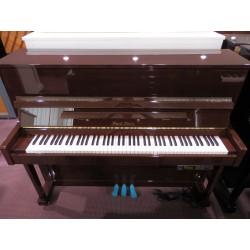 Pianoforte verticale silent 118 noce usato Pearl River