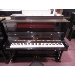 Pianoforte verticale ZY120-I nero usato Steyer