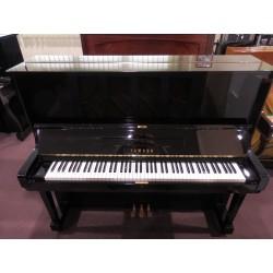 Pianoforte nero usato Strausser