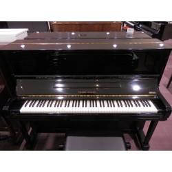 U121  pianoforte verticale nero usato Young Chang