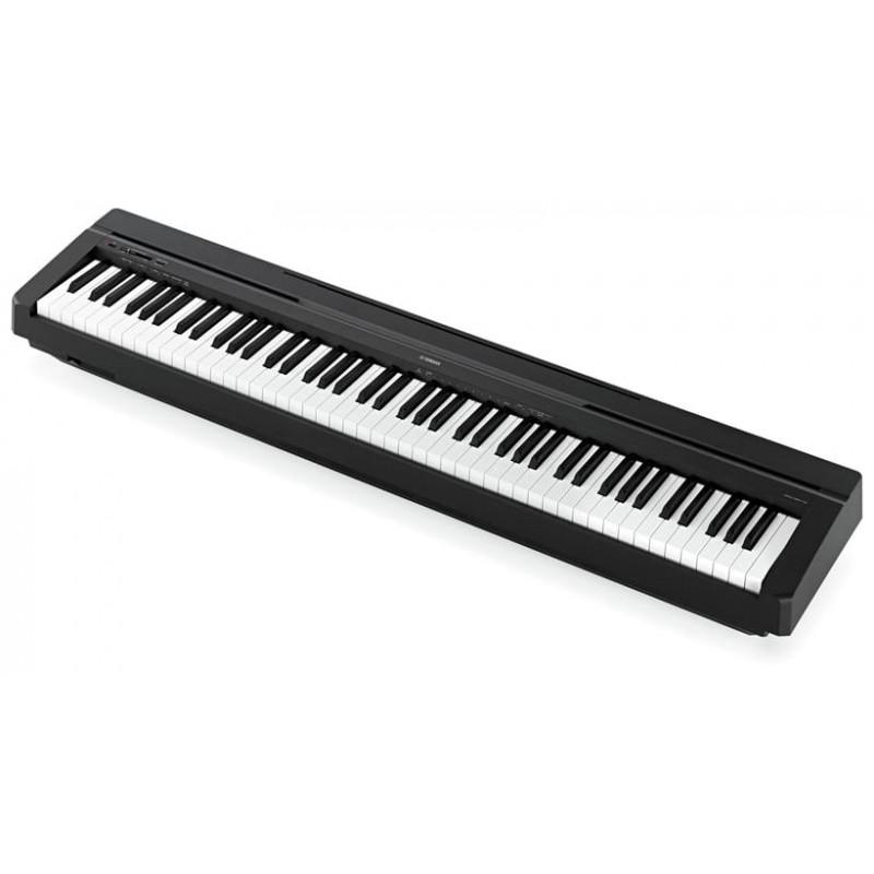yamaha p45b piano digitale strumenti musicali marino baldacci. Black Bedroom Furniture Sets. Home Design Ideas