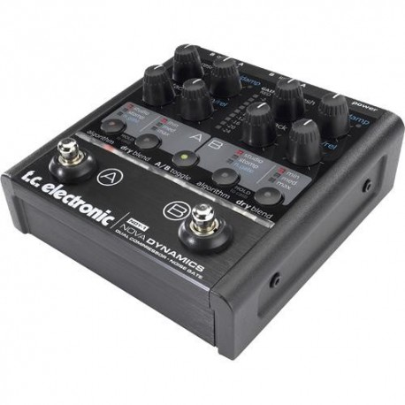 Nova Dynamics Dual Compressor Noise Gate TC Electronic