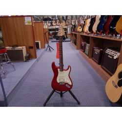 Fender Deluxe stratocaster hss chitarra elettrica
