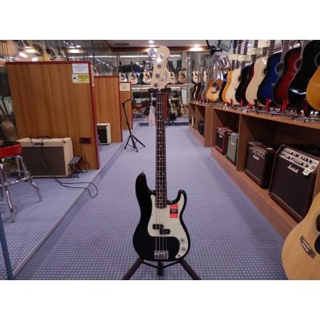 Fender AM pro p bass rw bk basso elettrico