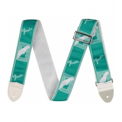 Fender Strap Custom mono sea foam green