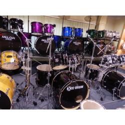 X-Drum XDQS-ROCK Batteria completa 5 pezzi