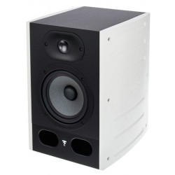 Focal Alpha 50 white monitor studio